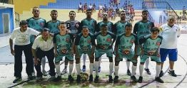 Copa Record: equipe de futsal se destaca