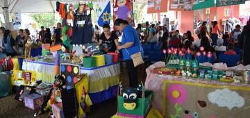 Mostra reúne trabalho desenvolvido por alunos da rede municipal