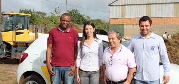 Grupo Freitas inicia investimento no Distrito Industrial