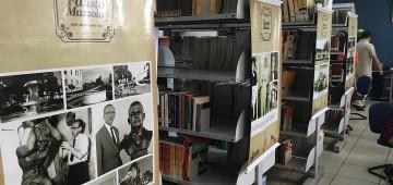 Mostra sobre a vida de Fausto Mazzola acontece na ETEC