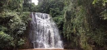 Projeto da Secretaria da Agricultura cadastra cachoeiras com potencial turístico
