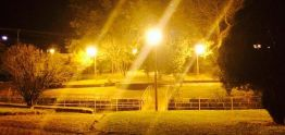 Prefeitura realiza troca de lâmpadas queimadas