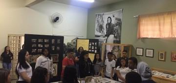 """Cultura reinicia o projeto """"Minha Classe no Museu"""""""