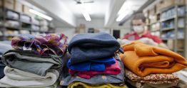 Comunicado: entrega de roupas da Campanha do Agasalho