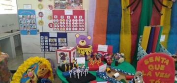 Mostra Pedagógica aproxima professores e auxiliares de Desenvolvimento Infantil