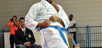Karatecas ganham prata e bronze em Campeonato Brasileiro