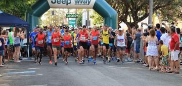 """Corrida """"Elias Ward"""" reúne mais de 350 competidores em Avaré"""