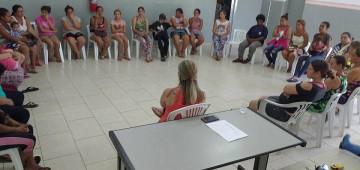 CRAS II realiza reunião de orientação do Bolsa Família