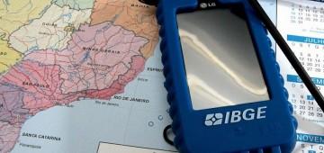 IBGE suspende processo seletivo para realização do Censo