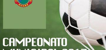 Municipal de Futebol entra na terceira fase