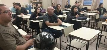Universidade Virtual: trote solidário marca início do semestre letivo