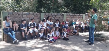 """Escola da Barra Grande comemora três anos do Projeto """"Além do Horizonte"""""""