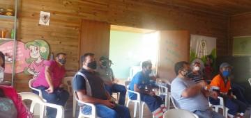 Servidores do Meio Ambiente participam de capacitação sobre poda