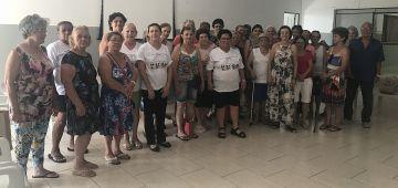 CRAS II e Semads promovem confraternização