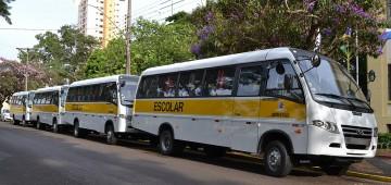 Prefeitura de Avaré investe na ampliação da frota escolar