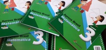 Educação adquire material complementar para alunos dos 4º e 5º anos