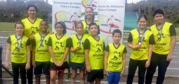 Atletismo infantil é destaque em circuito de Sorocaba