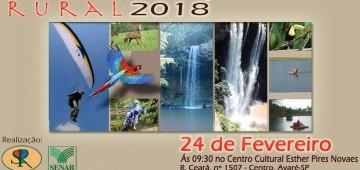 Inscrições abertas para o curso de Turismo Rural