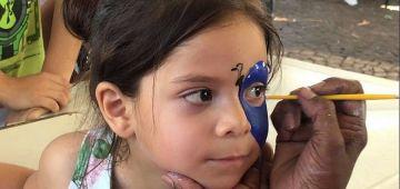 Dia das Crianças foi comemorado na Concha Acústica