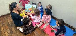 CEIs aplicam projetos de leitura e meio ambiente