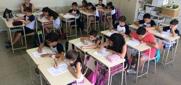 Alunos da Rede Municipal participarão da Prova Brasil