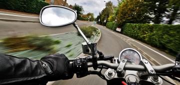 Encontro de Motociclistas movimenta o recinto da Emapa