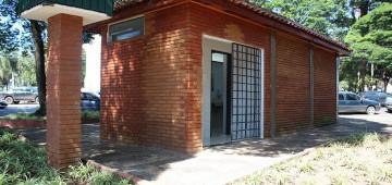 Sanitários da Concha Acústica são abertos ao público