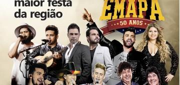 Feira traz espetáculos com grandes nomes da música sertaneja