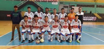Avaré empata, mas segue líder de grupo na Copa Paulista de Futsal
