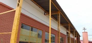Prédio do antigo Projeto Guri vai receber os alunos da Maneco Dionísio