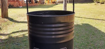 Parceria assegura destinação correta do óleo doméstico usado