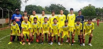 Futebol masculino se classifica para a 2ª fase do torneio Menores
