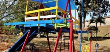 Horto Florestal e recinto da Emapa recebem melhorias