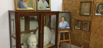 Mostra no Museu celebra os 100 anos do escultor Fausto Mazzola