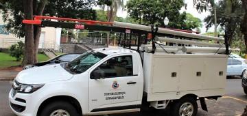 Novo equipamento vai auxiliar na manutenção da iluminação pública