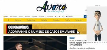 Site da Prefeitura de Avaré ganha tradução em Língua Brasileira de Sinais