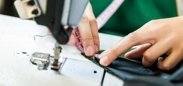 Inscrições para curso de manuseio de máquina de costura industrial serão abertas no dia 11 de março