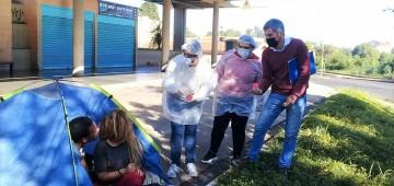 Assistência Social intensifica ações junto à população vulnerável durante pandemia