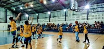 Competição apresenta nova geração de atletas do basquete avareense
