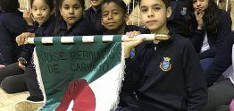 Olimpíada Interescolar: abertura aconteceu na quarta-feira