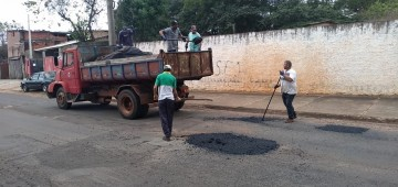 Prefeitura de Avaré retoma Operação Tapa-Buracos