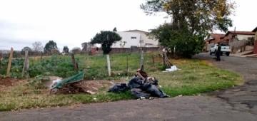 Descarte irregular de lixo doméstico pode gerar multa, alerta o Meio Ambiente