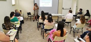 Servidores municipais participam de capacitação sobre nova lei de licitação