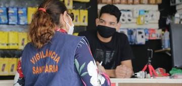 Vigilância Sanitária Estadual vai intensificar fiscalização a partir de sábado, 6