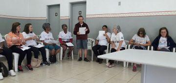 Semads e CRAS II comemoraram o Dia do Idoso