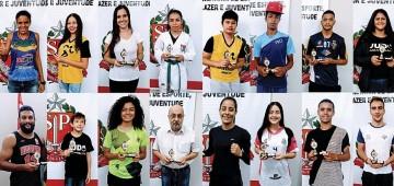 Secretaria faz homenagem a atletas que tiveram destaque em 2019