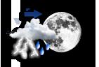 Possibilidade de Pancadas de Chuva a Noite