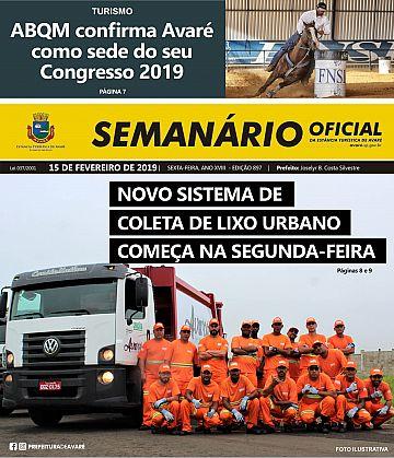 Semanário Oficial - Ed. 897