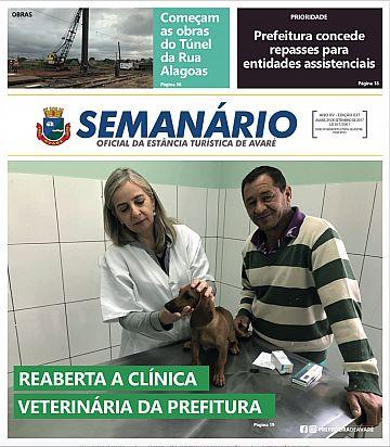 Semanário Oficial - Ed. 837