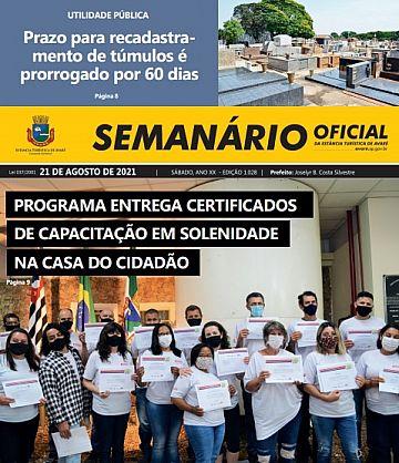 Semanário Oficial - Ed. 1028